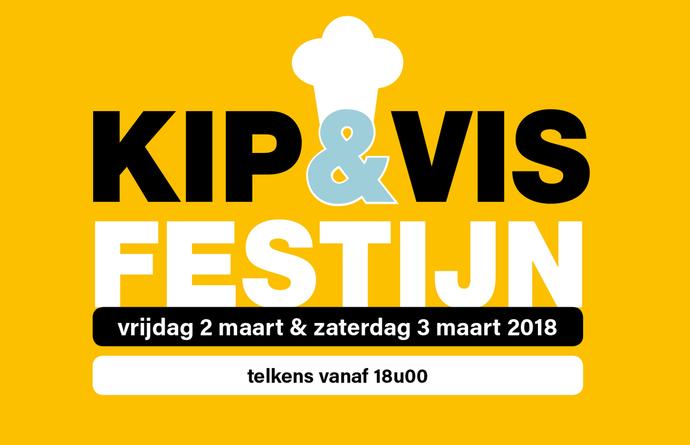 N-VA Kip&Vis festijn